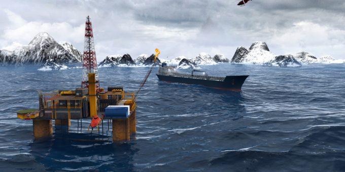 Arctic Oil drilling
